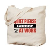 Gamer Work Tote Bag