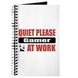 Gamer Work Journal