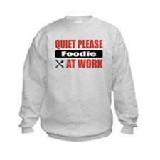 Foodie Work Sweatshirt