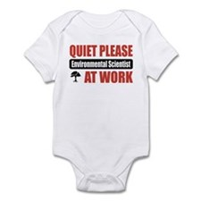 Environmental Scientist Work Infant Bodysuit
