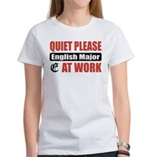 English Major Work Tee