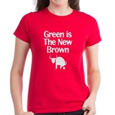Green is The New Brown Tee