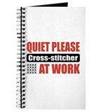Cross-stitcher Work Journal