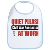 Civil War Reenactor Work Bib