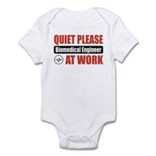 Biomedical Engineer Work Infant Bodysuit
