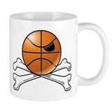 Basketball Pirate Mug