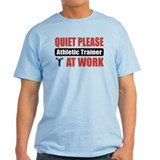 Athletic Trainer Work T-Shirt
