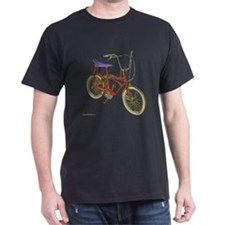 Banana Seat Black T-Shirt
