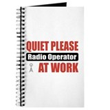 Radio Operator Work Journal