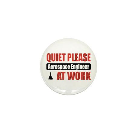 Aerospace Engineer Work Mini Button (100 pack)