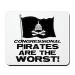 Congressional Pirates Mousepad
