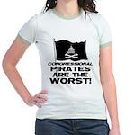 Congressional Pirates Jr. Ringer T-Shirt