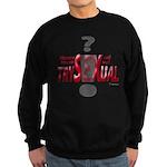 Trysexual Design 1 Sweatshirt (dark)