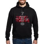 Trysexual Design 1 Hoodie (dark)
