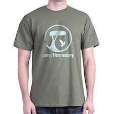 Camp Hennessey Black T-Shirt