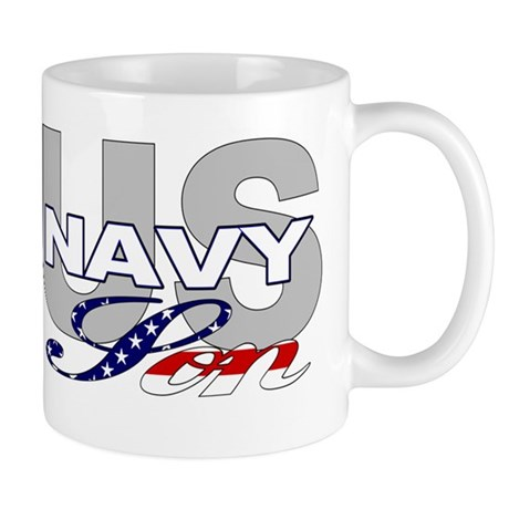 US Navy Son Mug