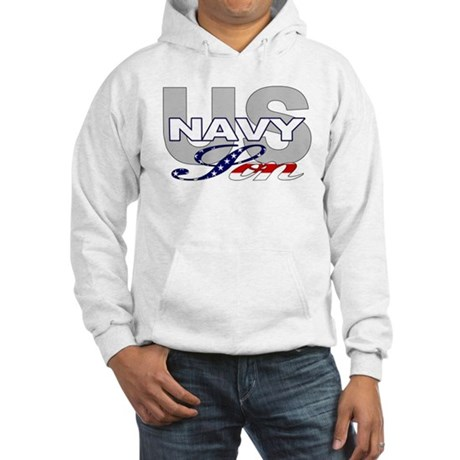 US Navy Son Hooded Sweatshirt
