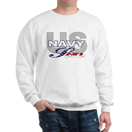 US Navy Son Sweatshirt