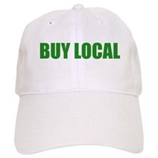 Buy Local Baseball Cap