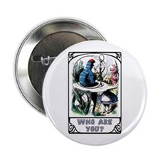 """Who Are You 2.25"""" Button"""