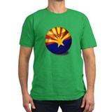 Baseball Arizona Flag T