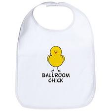 Ballroom Chick Bib
