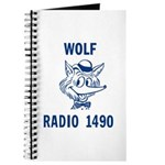 WOLF Syracuse 1961 - Journal