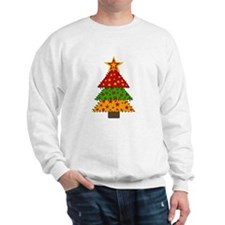 Quilted Tree Sweatshirt
