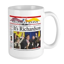 Unique Bill richardson Mug