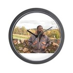 Philip Emeagwali Wall Clock
