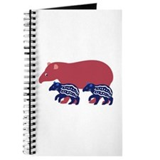 Tapir Family B Journal