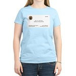 Doctor Quincy Women's Light T-Shirt
