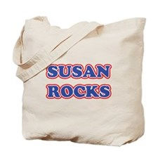 Susan Rocks Tote Bag