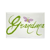 Grandma Rectangle Magnet