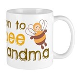 Soon to be Grandma Small Mug