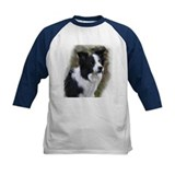 Border Collie Art Tee