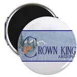 Crown King Magnet