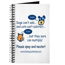 Cute Spay and Neuter Journal