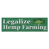 Legalize Hemp Farming