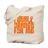 I Wear Orange For Me 16 Tote Bag