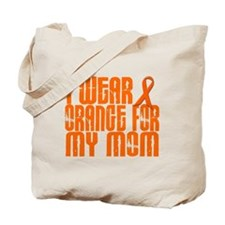 I Wear Orange For My Mom 16 Tote Bag
