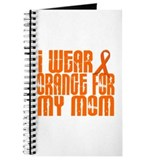 I Wear Orange For My Mom 16 Journal