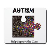 &quot;Atuism Help Support the Cure Mousepad