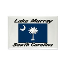 Lake Murray South Carolina Rectangle Magnet (10 pa