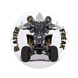 "Blaster Freak 3.5"" Button"