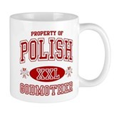 Polish Godmother Small Mug
