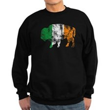 Buffalo Irish Flag Sweatshirt