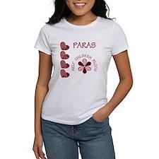 PPCD Paras RedPink Light Help Children Bloo T-Shir