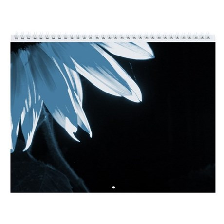 Rainbow Corner Sunflower Wall Calendar