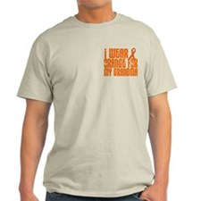 I Wear Orange For My Grandma 16 T-Shirt